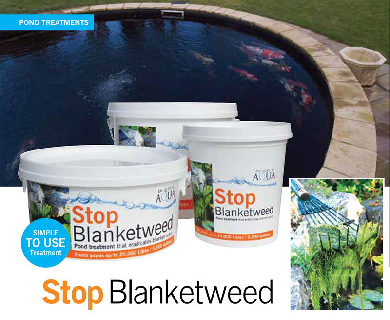 Evolution Aqua Stop Blanketweed