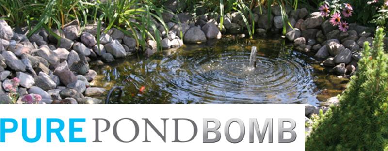 promo Pure BOMB Evolution Aqua