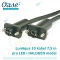 Spojovací kabel 7,5 m pro LunAqua 10 HALOGEN a LED