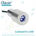 Oase LunaLed 6 s, 6-diodové LED bílé neutrální světlo v setu s kabelem 10 m