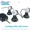 LunAqua Mini LED warm, set 3 světel, trafa a kabelů