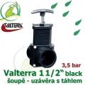 Valterra šoupě 1 1/2, cca 50 mm originál, tažný PVC uzávěr