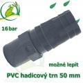 PVC lepící trn 50 mm, na 50-52 mm hadici