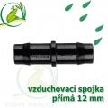 Spojka přimá PP 12-13 mm vzduchovací, hadičková
