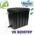 VK Biostep, průtočná filtrace do 10 m3 s matala molitany