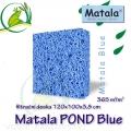 Matala deska POND BLUE 100x120x3,8cm, modrá - filtrační