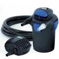 Tlakový filtr BioPress Set 10000, max. průtok 3400 l/h, výtlak 2,7 m, UVC 11W
