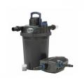 Tlakový filtrační set FiltoClear Set 16000+ Pure BOMB a Pure Pond Black Balls 1000 ZDARMA, UVC 24W + AquaMax Eco Premium 10000