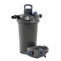 Tlakový filtrační set FiltoClear Set 30000 + Pure BOMB a Pure Pond Black Balls 1000 ZDARMA, UVC 55W + AquaMax Eco Premium 16000