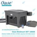 BioSmart Set 18000 (Biotec 5.1.), pro jezírka do 18.000 litrů, BioSmart 18000, Bitron 18 Watt, Aquamax ECO Classic 5500, Biokick, hadice 5 m