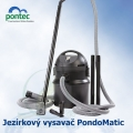 Jezírkový vysavač - Pondomatic