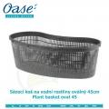 Koš na vodní rostliny oválný 45cm - Plant basket oval 45