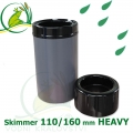 Gravitační skimmer 160 mm HEAVY