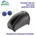 Pontec PondoAir Set 450