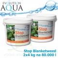 Stop Blanketweed, bio-preparát pro odstranění dlouhých řas, 8000 g pro 80-240 m3