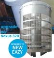 EAZY Upgrade Kit for Nexus 320, Upgrade Nexus 300/310 na model 320, odnímatelný model, včetně média K1 Micro 20 litrů