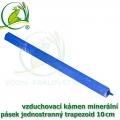 Vzduchovací kámen minerální, trapezoid, délka 10 cm, napojení na 4-6 mm