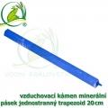 Vzduchovací kámen minerální, trapezoid, délka 20 cm, napojení na 4-6 mm