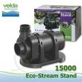 Jezírkové gravitační čerpadlo Velda Eco Stream Stand 15000, max. průtok 15200 l/h, výtlak 5,5 m, příkon 210W,