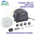 Pontec PondoAir Set 1800
