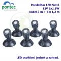 Pontec PondoStar LED Set 6