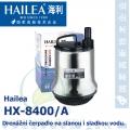 Drenážní čerpadlo Hailea HX-8670A, 6000 litrů/hod, max. výtlak 4,5 m