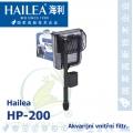 Akvarijní vnější filtr Hailea HP-200, 200 litrů/hod, max. výtlak 0,65 m