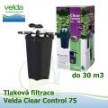 Tlaková filtrace Velda Clear Control 75, pro jezírka do 30 m3