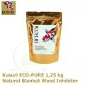 Kusuri ECO-PURE 1,25 kg, Natural Blanket Weed Inhibitor