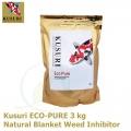 Kusuri ECO-PURE 3 kg, Natural Blanket Weed Inhibitor