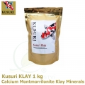 Kusuri KLAY 1 kg, Calcium Montmorrilonite Klay Minerals