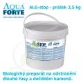 ALG-stop - prášek 2,5 kg, Anti Blanket Weed