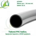 Tlaková PVC hadice 40mm ext. / 34 mm int.