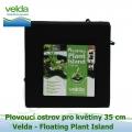 Plovoucí ostrov pro květiny čtvercový 35cm - Velda Floating Plant Island 35
