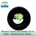 Plovoucí ostrov pro květiny kruhový 25cm - Velda Floating Plant Island 25