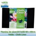 Tkanina do sázecích košů 60 x 60 cm - Velda Cloth Liner