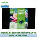 Tkanina do sázecích košů 90 x 90 cm - Velda Cloth Liner