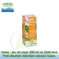 Bio All Clear 250 ml na 2500 litrů - proti dlouhé vláknité zelené řase