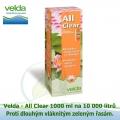 All Clear 1000 ml na 10 000 litrů - proti dlouhé vláknité zelené řase