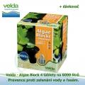 Algae Block 4 tablety na 6000 litrů, prevence proti zelenání vody a řasám + dávkovač
