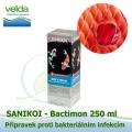 SaniKoi Bactimon 250 ml, proti bakteriálním infekcím