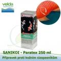 SaniKoi Paratex 250 ml, proti kožním cizopasníkům