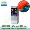 SaniKoi Wormex 250 ml, proti cizopasníkům