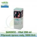 SaniKoi Vital 250 ml, úprava vody, na 5000 litrů