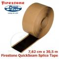 Firestone QuickSeam Splice Tape, spojovací páska 30,5 metru, pro spojování EPDM (PVC)