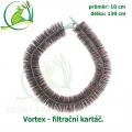Vortexový filtrační kartáč 10 cm x 130 cm