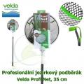 Profesionální jezírkový podběrák Velda Profi Net, kruhová síťka, 35 cm