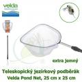 Jezírkový podběrák VT Pond Net, extra jemný 25 cm x 25 cm