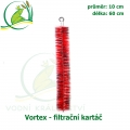 Filtrační kartáč 10 cm x 60 cm