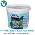VT GH Plus 5000 ml Bucket na 30000 litrů, přípravek pro zvýšení tvrdosti vody v jezírku.